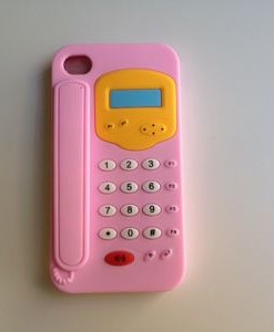 Capa-iphone-telefone-rosa-goodgift